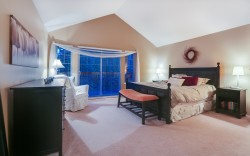 54 Ashwood Drive, Port Moody - Master Bedroom