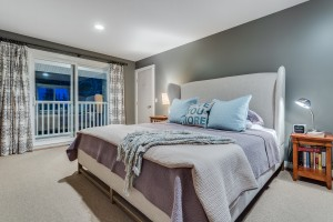 6 Eagle Crescent, Port Moody - Master Bedroom