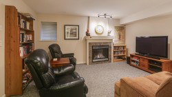 508 April Road, Port Moody - Basement Living