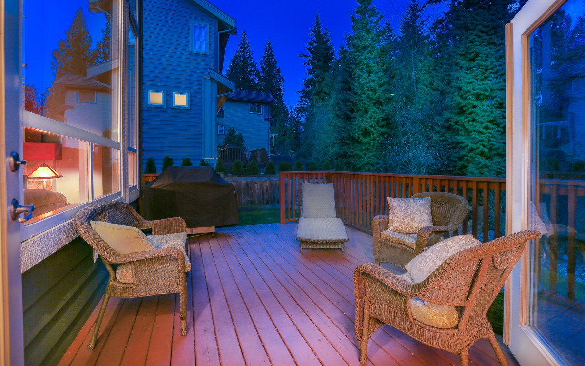 54 Ashwood Drive, Port Moody - Deck