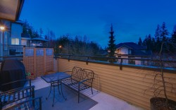 508 April Road, Port Moody - Deck