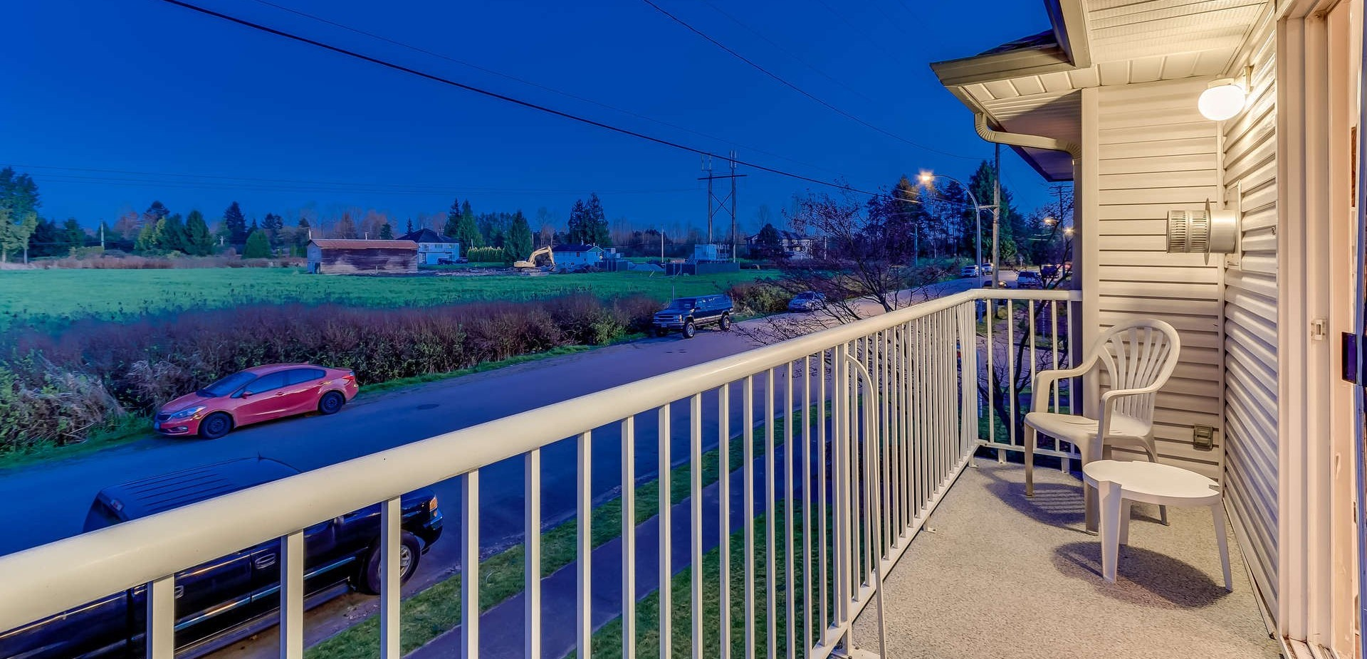 3361 Rae Street - Deck