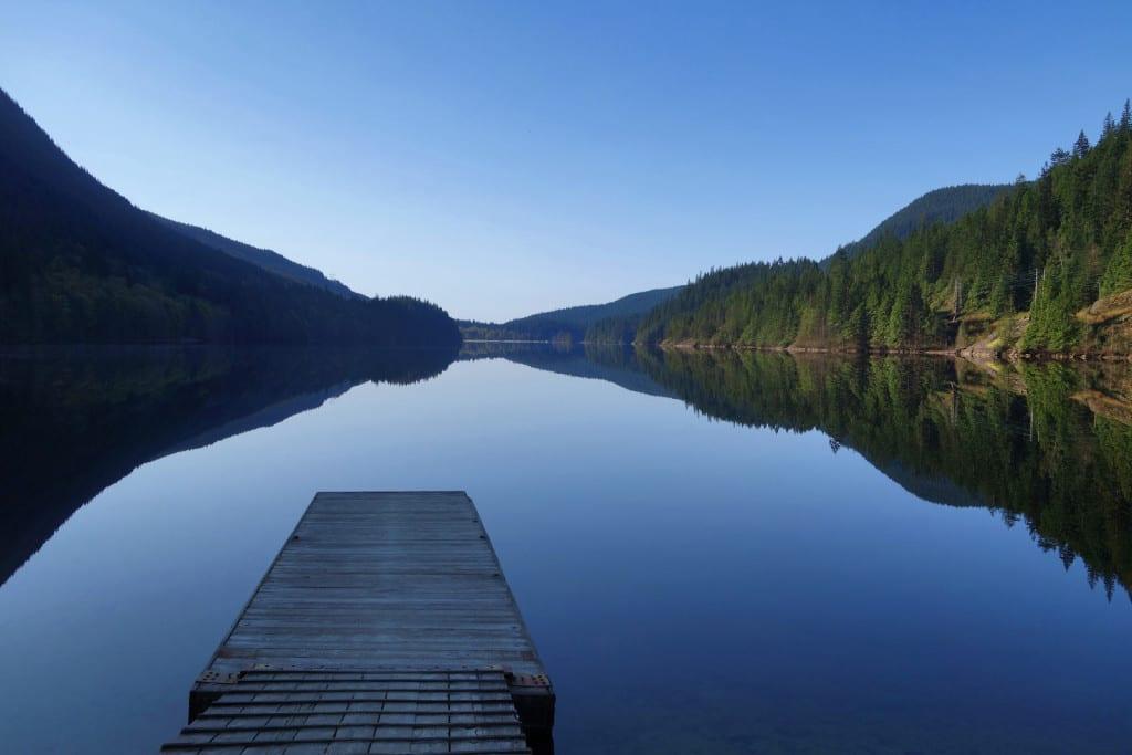 North-Beach-Buntzen-Lake