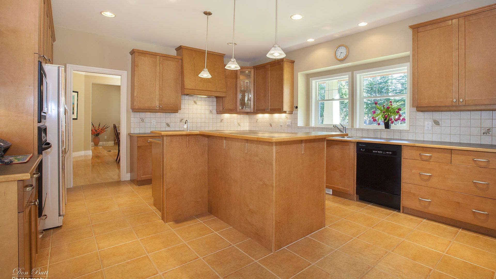 Anmore kitchen 2